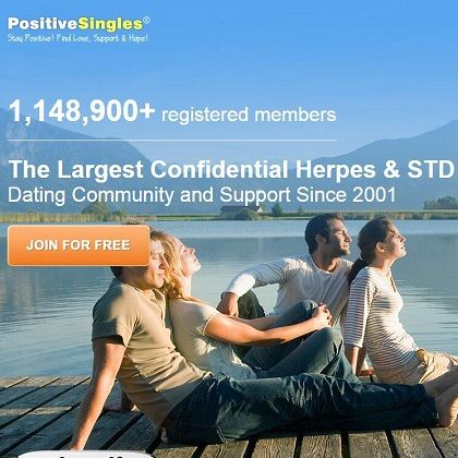 free dating site for hiv positive