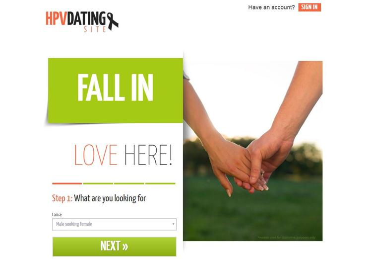 hpv dating site